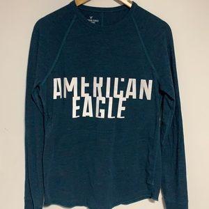 American Eagle Active Flex Long Sleeve Tee